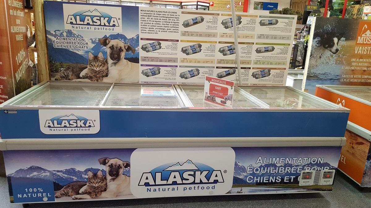 Rayon BARF Derly - Alaska