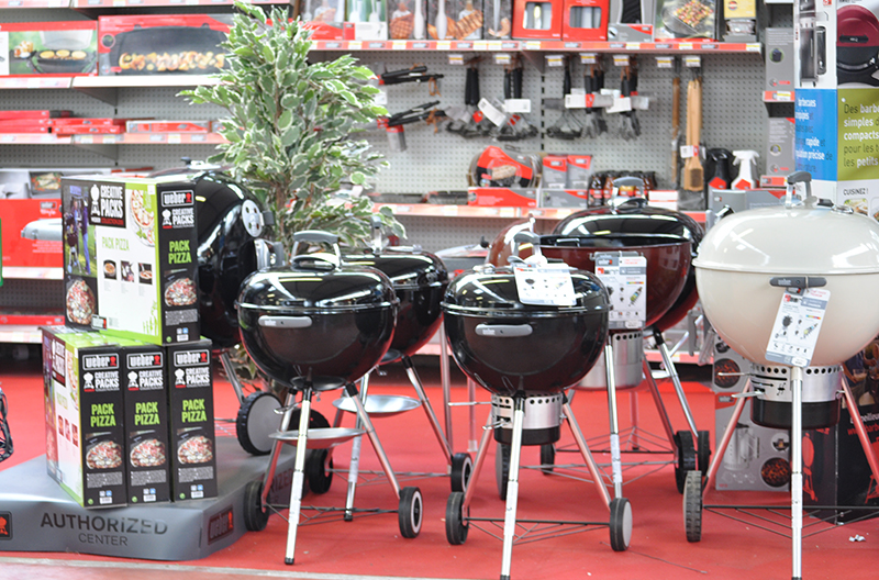 barbecues  Jardinerie Derly